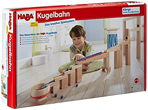 Haba Ball Track Sounds Starter