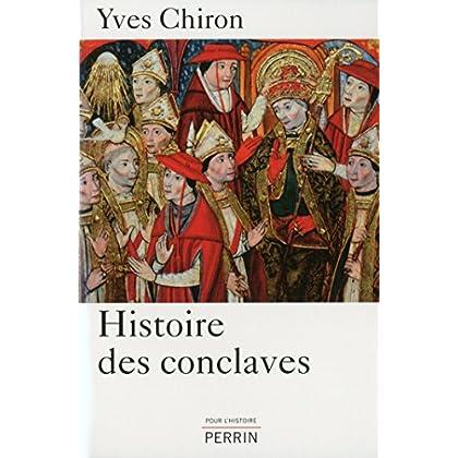 Histoire des conclaves (Pour l'histoire)