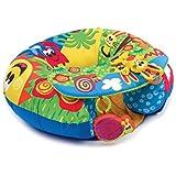 Playgro - Cojín antivuelco Siéntate y Juega multicolor