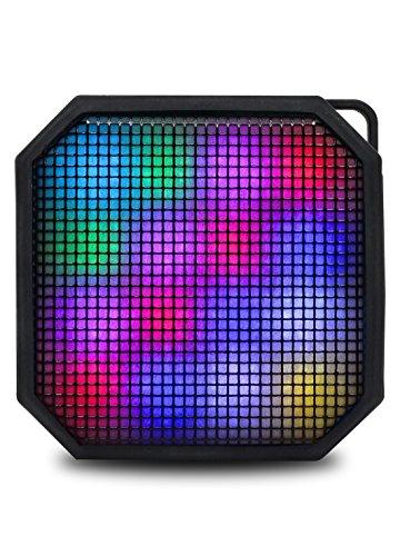 iDance BM2L - Altavoz Bluetooth (10W, Micro SD, aux-in) Color Negro