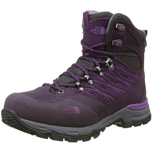 51DbxrWRhwL. SS500  - THE NORTH FACE Women's Hedgehog Trek Gore-tex High Rise Hiking Boots