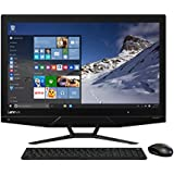 Lenovo ideacentre AIO 700 68,6 cm (27 Zoll) All-in-One Desktop-PC (Intel Core i5 6400, 8GB RAM, 1TB HDD + 192GB SSD, Nvidia Geforce GTX 950A, 2GB, Touchscreen, Windows 10 Home) schwarz