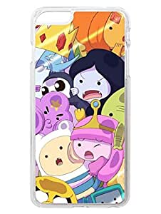 iPhone 6S Plus Cases & Covers - Cartoon Characters - So Cute - Designer Printed Hard Shell Transparent Sides