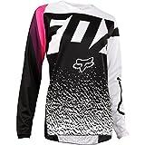 Fox Jersey Lady 180, Black/Pink, Größe XL