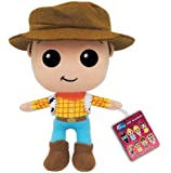 "Woody: ~6"" Funko Disney Pop Plushies Series"