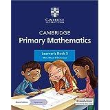 Cambridge Primary Mathematics Learner's Book 5 with Digital Access (1 Year) (Cambridge Primary Maths)