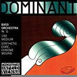 Dominant Strings 192S 3/4 Chrome Wound Double Bass SOLO B String