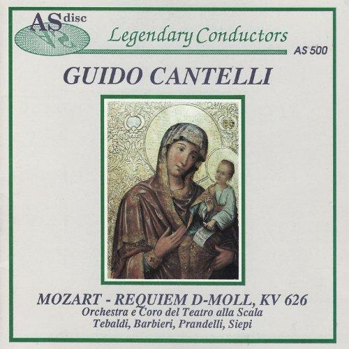 Mozart: Requiem in D-Moll, K. 626