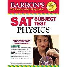 SAT Physics (Barron's SAT Subject Test)