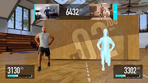 Console Xbox 360 4 Go + Kinect + Nike Kinect Training