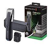 Remington Tondeuse Rasoir Electrique 2en1 100% Etanche, 15 Hauteurs Coupe, Batterie Lithium, Rasage Confort - MB4200