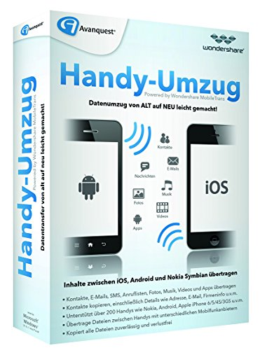 Wondershare Mein Handy-Umzug (Mobile Trans)