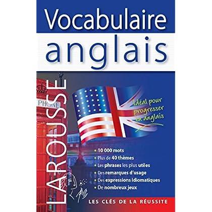 Larousse Vocabulaire anglais
