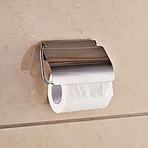 GQ 304 Edelstahl Toilettenpapierhalter ToilettenpapierkassetteAufwickler