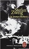 Le Joueur d'échecs de Stefan Zweig ( 9 janvier 2013 ) - Le Livre de Poche (9 janvier 2013)