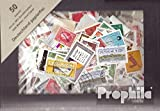 Prophila Collection Deutschland 50 Gramm Kiloware papierfrei mit 30% Sondermarken (Briefmarken für Sammler)