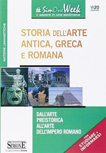 Storia dell'arte antica, greca e romana. Dall'arte
