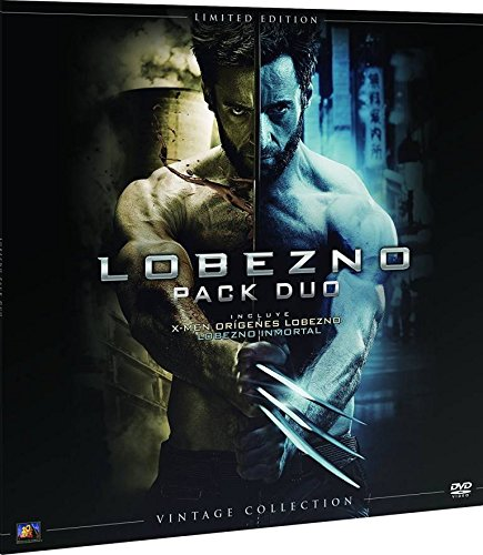 Lobezno Inmortal 1+2 Colección Vintage (Funda Vinilo) Blu-Ray [Blu-ray]