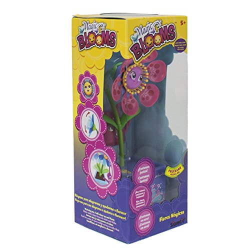 World Brands - Petal Style B Deco B3, juguete electrónico flor interactiva (80716)
