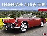 Legendäre Autos - Kalender 2019