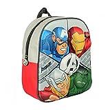 Marvel Avengers Kindergartenrucksack mit gepolsterten und verstellbaren Riemen