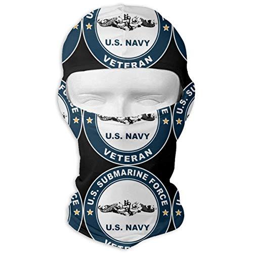 Jxrodekz Us Navy Submarine Logos Anti Staub Gesichtsmasken für Männer Frauen Outdoor Sports Tuff-dome