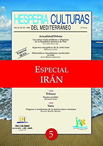 Hesperia Culturas del Mediterráneo Especial Irán por Luciano Zaccara