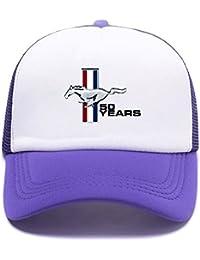 Must Logo 3D27CR Trucker Hat Baseball Caps Cappellini da baseball for Men  Women Boy Girl 9517fe8e5a18