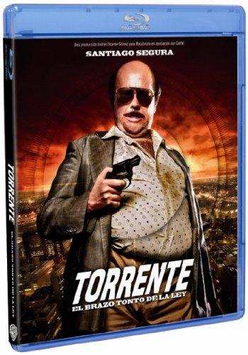 Torrente: El Brazo Tonto De La Ley [Blu-ray] [Spanien Import]