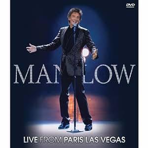 Barry Manilow: Live From Paris Las Vegas [DVD] [2014] [Region Free] [NTSC]