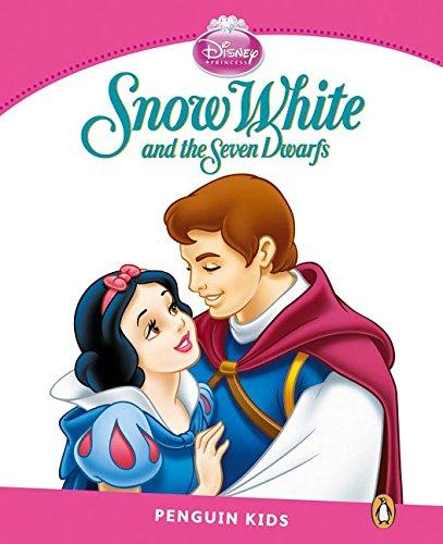 Penguin Kids 2 Snow White Reader (Pearson English Kids Readers) - 9781408288559
