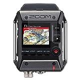 atFoliX Anti-Casse Protecteur d'écran pour Zoom F1-LP Anti-Choc Film Protecteur - 3 x FX-Shock-Antireflex Amortisseur Anti-éblouissement Film Protection d'écran