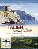 Italien, meine Liebe - Italiens schönste Küsten [Blu-ray]