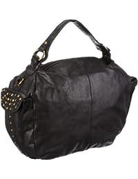 Taschendieb Pia 4652 - Bolsa al hombro de cuero para mujer