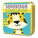 Aritma - SonoDingo - Jeux de cartes, Sons Syllabes, 5 ans...