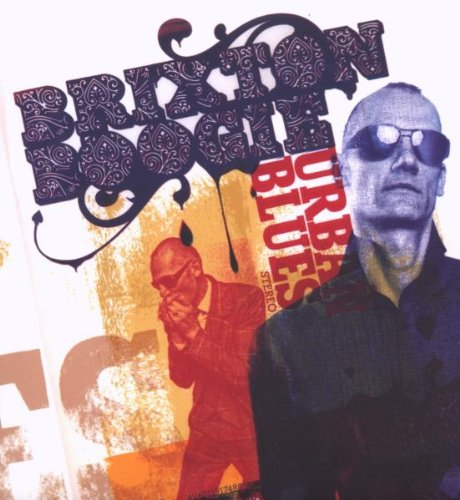 Brixtonboogie: Urban Blues (Audio CD)