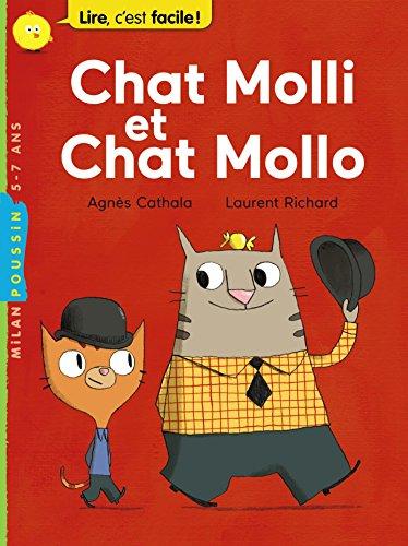 Chat Molli et chat Mollo