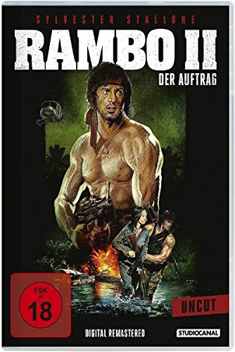 Rambo II - Der Auftrag (Uncut, Digital Remastered)