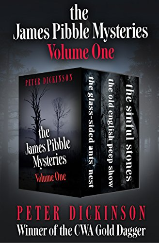 The James Pibble Mysteries Volume One: The