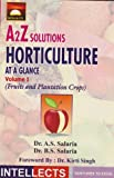 A2Z Solutions Horticulture at a glance Vol.I