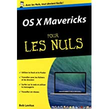 OS X Mavericks poche pour les Nuls