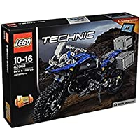LEGO 42063 Technic - BMW R 1200 GS Aventura