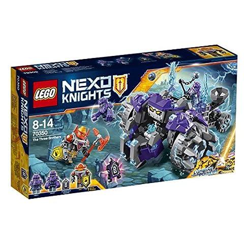 LEGO - 70350 - Nexo Knights - Jeu de Construction