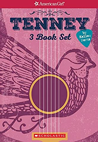 Tenney 3-Book Box Set (American Girl: Tenney Grant)