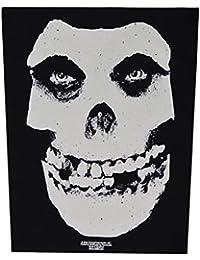 Back Patch Misfits - Face Skull