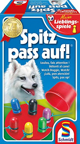 Schmidt Spiele 40531 Spitz pass auf! - Kinderspiel
