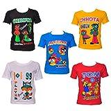 #3: Kids Hoisery Tshirt Combo - Pack of 5
