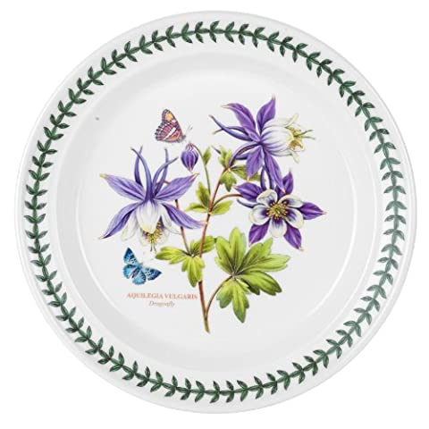 Portmeirion Exotic Botanic Garden Dinner Plate Set with 6 Assorted