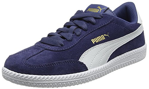 Puma Unisex-Erwachsene Astro Cup Sneaker, Blau (Blue Indigo White),48.5 EU