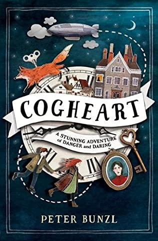 book cover of Cogheart